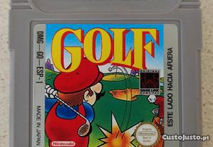 Jogo Golf Gameboy