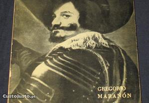 Livro Olivares A Paixão de Mandar Gregorio Maranón Biografias Aster