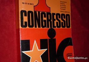 1º Congresso da União da Juventude Comunista
