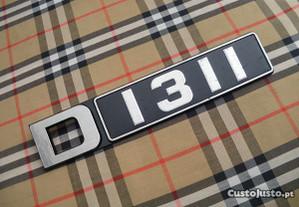 Camião Ford serie D 1311
