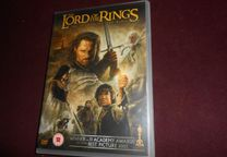 DVD-The Lord of The Rings-Sem legendas PT