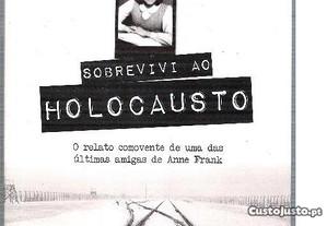 Nanette Blitz Konig. Sobrevivi ao Holocausto.
