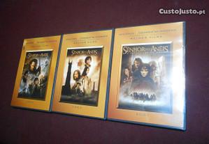 DVD-Triologia /O senhor dos aneis