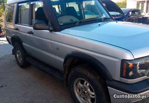 Peças Land Rover Discovery Td5