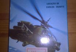 Cassete VHS - Helicópteros de Combate do Ocidente