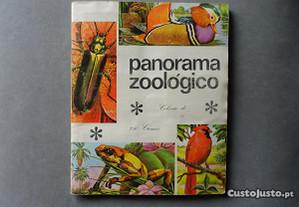 Caderneta de cromos - Panorama Zoológico