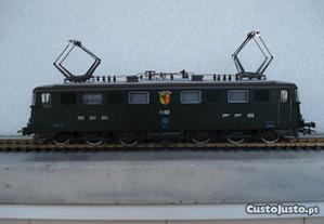 1 Locomotiva e 3 vagões marca roco Para Lin