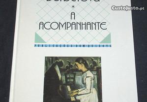 Livro A Acompanhante Nina Berberova