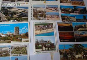 Postais: Monte Gordo-Algarve