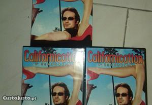 DVD califorication 1 série 3 cds
