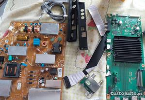 Lcd sony 55XE7096 para pecas