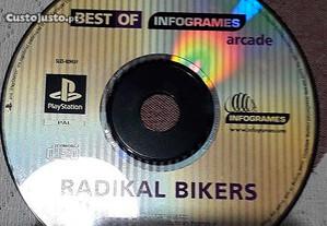 Jogo Radikal Bikers