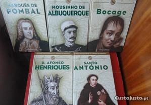 Grandes Protagonistas da Historias de Portugal