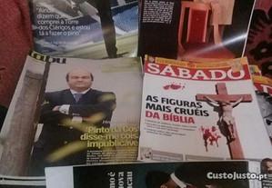 Revistas variadas