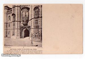 Sintra - postal antigo