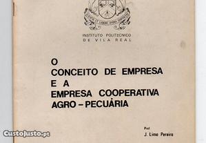 A empresa cooperativa agro-pecuária