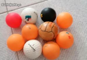Bolas de desporto