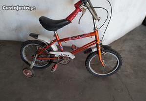 Bicicleta rara BMX Vilar Tip Top.