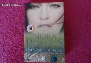 Um Sonho de Amor de Nora Roberts