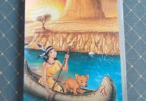 Pocahontas em VHS