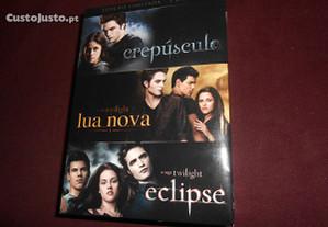 DVD-A Saga Twilight-Edição limitada 3 discos