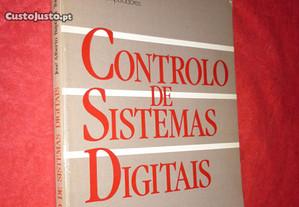 Controlo de Sistemas Digitais-J. A. Baptista Tomé
