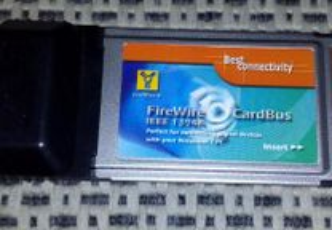 Placa Adaptadora PCI Express 2x FireWire IEEE1394