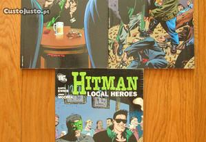 Hitman volumes 1, 2 e 3, Garth Ennis (DC Comics)