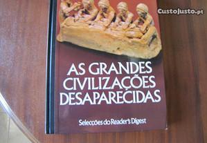 As grandes Civilizações Desaparecidas