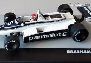 Miniatura 1/43 BRABHAM BT49C (GP Alemanha 1981) Nelson Piquet