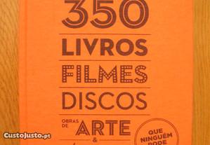 Mais de 350 Livros, Filmes, Discos, Obras de Arte & Séries de TV