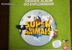 Super Animais Caderneta vazia - Pingo Doce