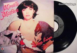 Mireille Matiheu - Je vais l'aimer - Disco EP 45