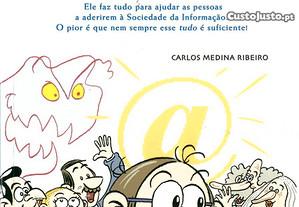 Jeremias dá uma mãozinha - Carlos Medina Ribeiro