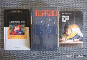 Livros de Romances - Portes Grátis.