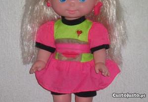 boneca da Mattel linda