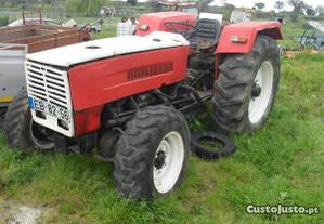 Tractor Steyr 650 com documentos