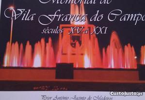 Memorial de Vila Franca do Campo séc. XV a XXI