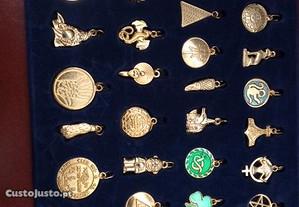 Medalhas - amuletos