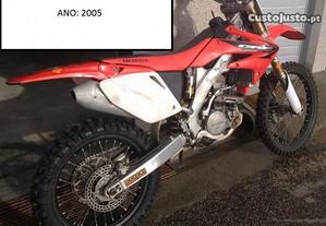 Honda CRF 250r - 2005