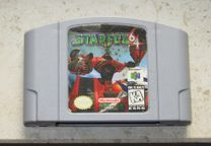 Nintendo 64: StarFox 64