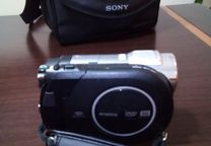Câmara de filmar e fotografar