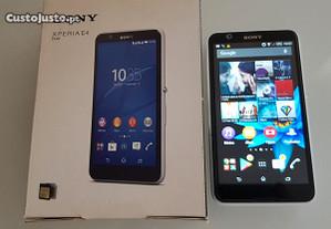 Smartphone Sony Xperia E4 (Dual SIM - 5 Polegadas)