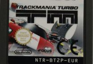 Jogo Nitendo DS Trackmania Turbo
