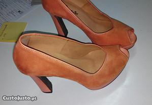 Sapatos de senhora tamanho 38