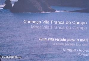 Conheça Vila Franca do Campo