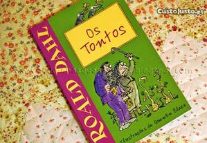 Livro Os Tontos de Roald Dahl - Entrega IMEDIATA