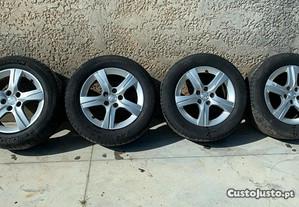 JANTES 5 furos 5x108 215/60/r16 Peugeot 508