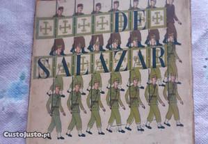 Epopeia de Salazar livro de Santos Cravina 1949