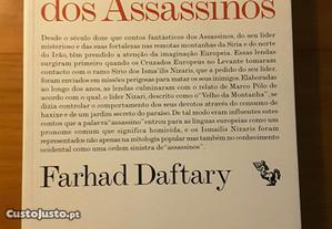 Farhad Daftary - As Lendas dos Assassinos
